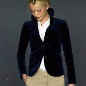 J. Crew - 'Bella' Wool Jacket / Blazer-  Size 4